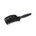 GlamPalm Volumizing Hair Brush with Hair Pick| Boar Bristles | Ceramic Tips