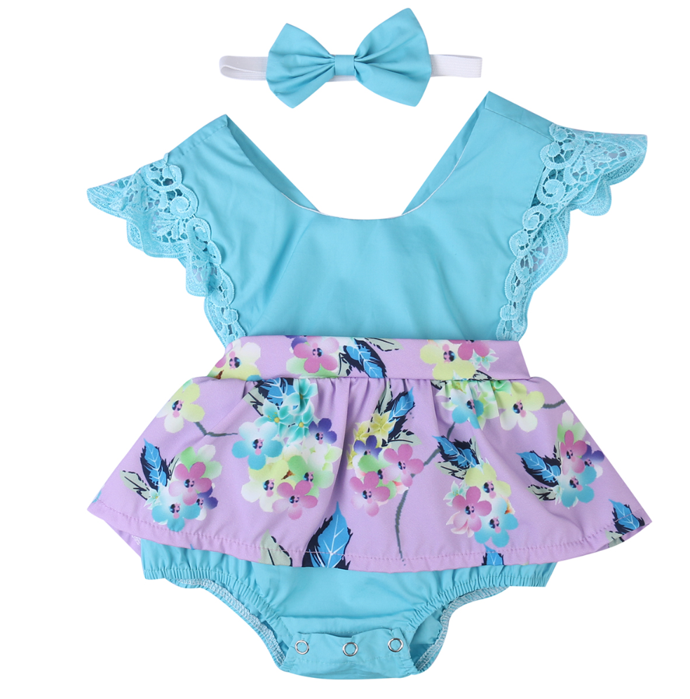 Spring Tea Party 2pc Set -Two Colors Available