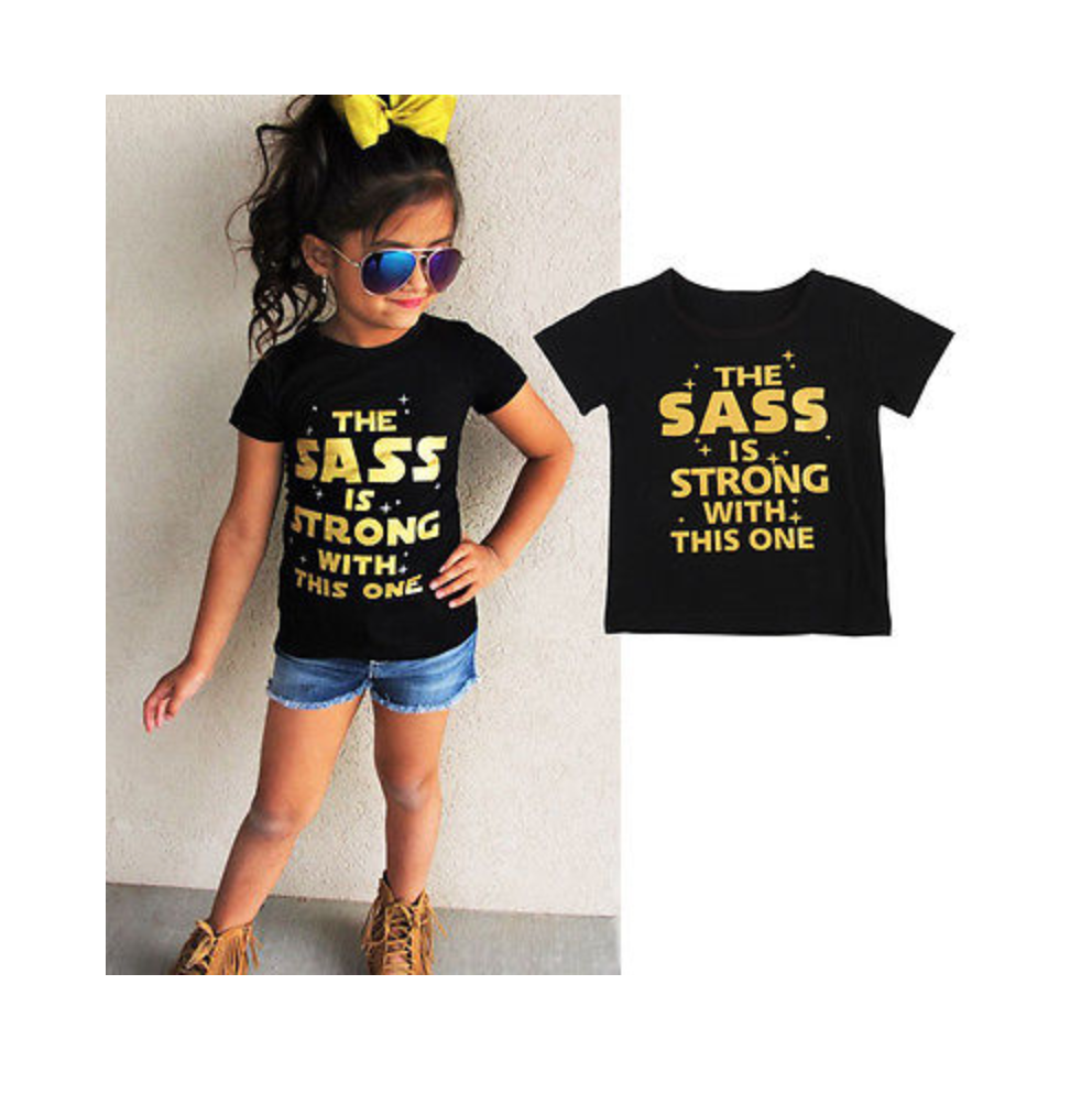 The Sass Star Wars T-shirt