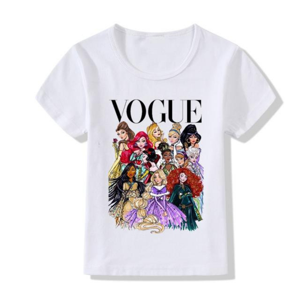 Vogue Princess Club T-shirt