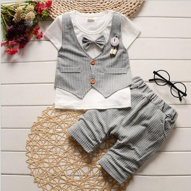 Little Guy Baby / Toddler Outfit