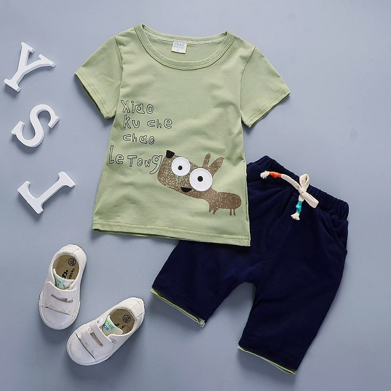 Silly Creature Baby/ Toddler Outfit