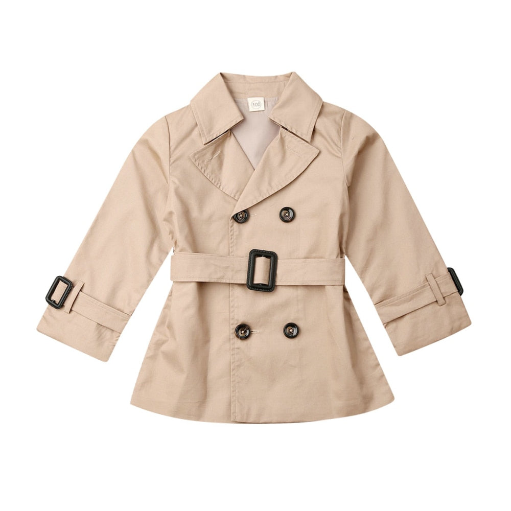 English Trench Coat