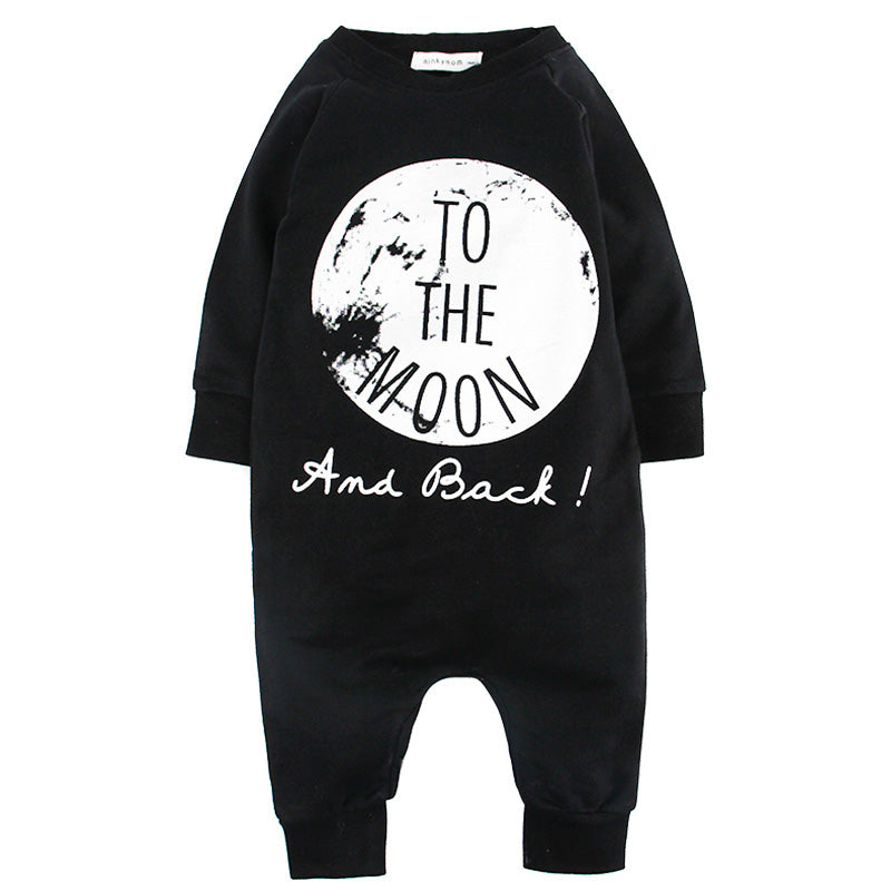 To The Moon Romper