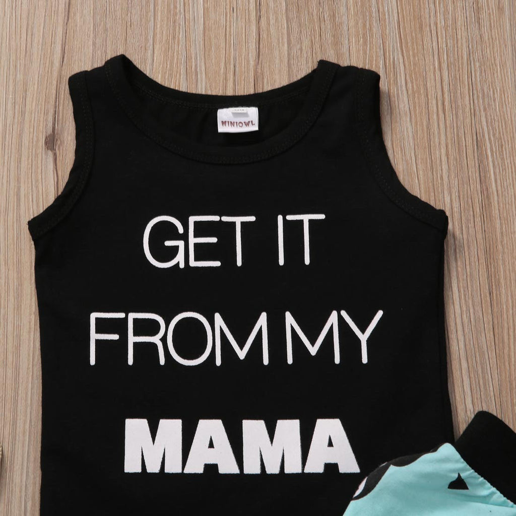 Get It From Mama Outfit