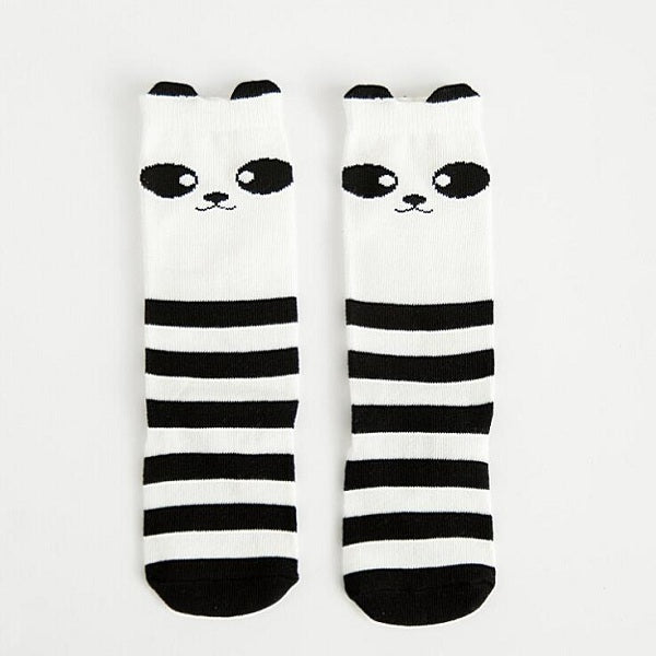 Woodland Creature Socks - More Styles