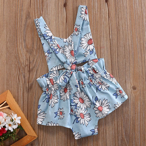 Sunflower Baby Sunsuit