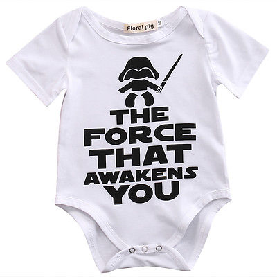 The Force Onesie