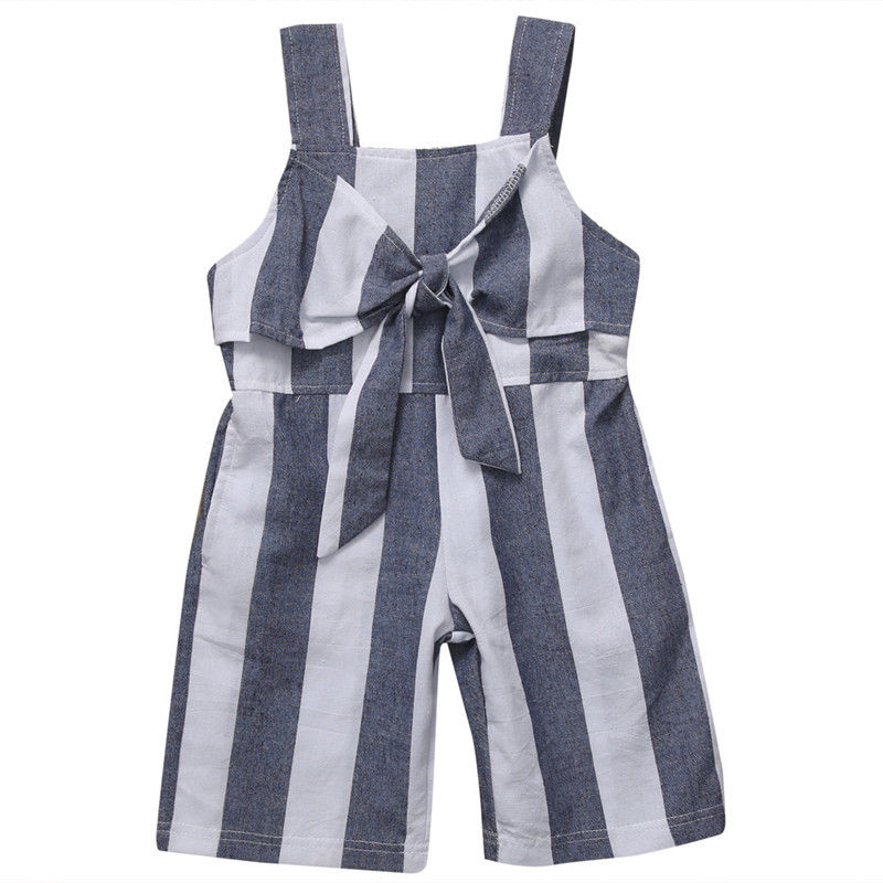 Lola Striped Jumpsuit