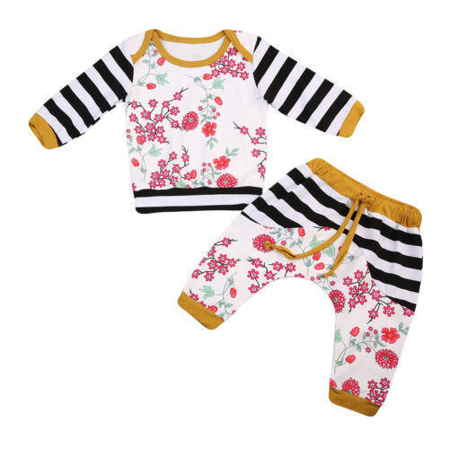 Willow Floral 2PC Set