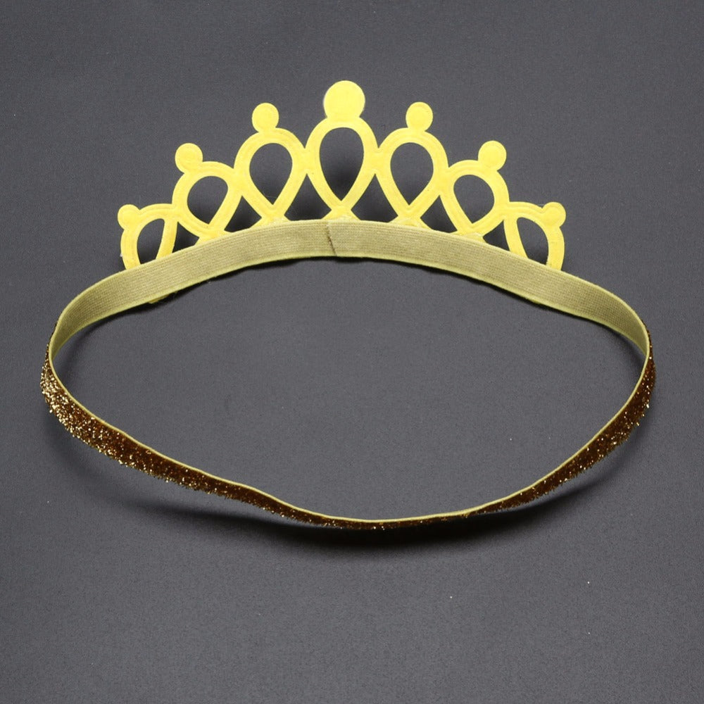 Stretchy Crown Headband