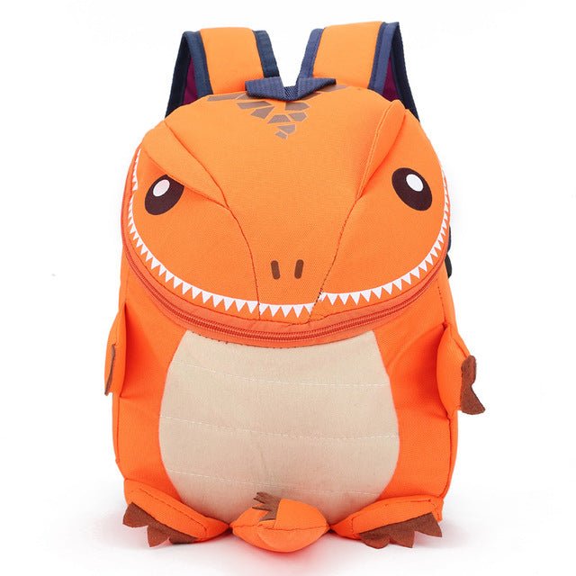 Dino Plushee Backpack