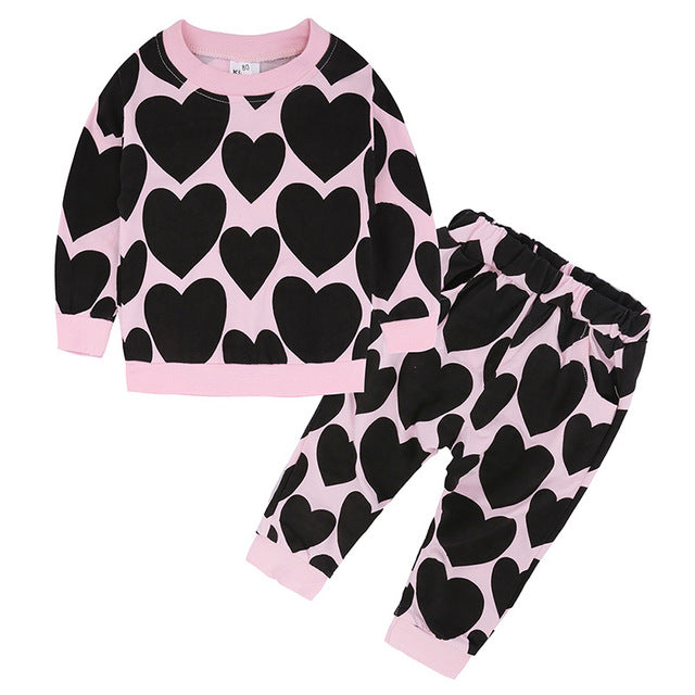 Living Colors 2PC Pajama Set - More Styles