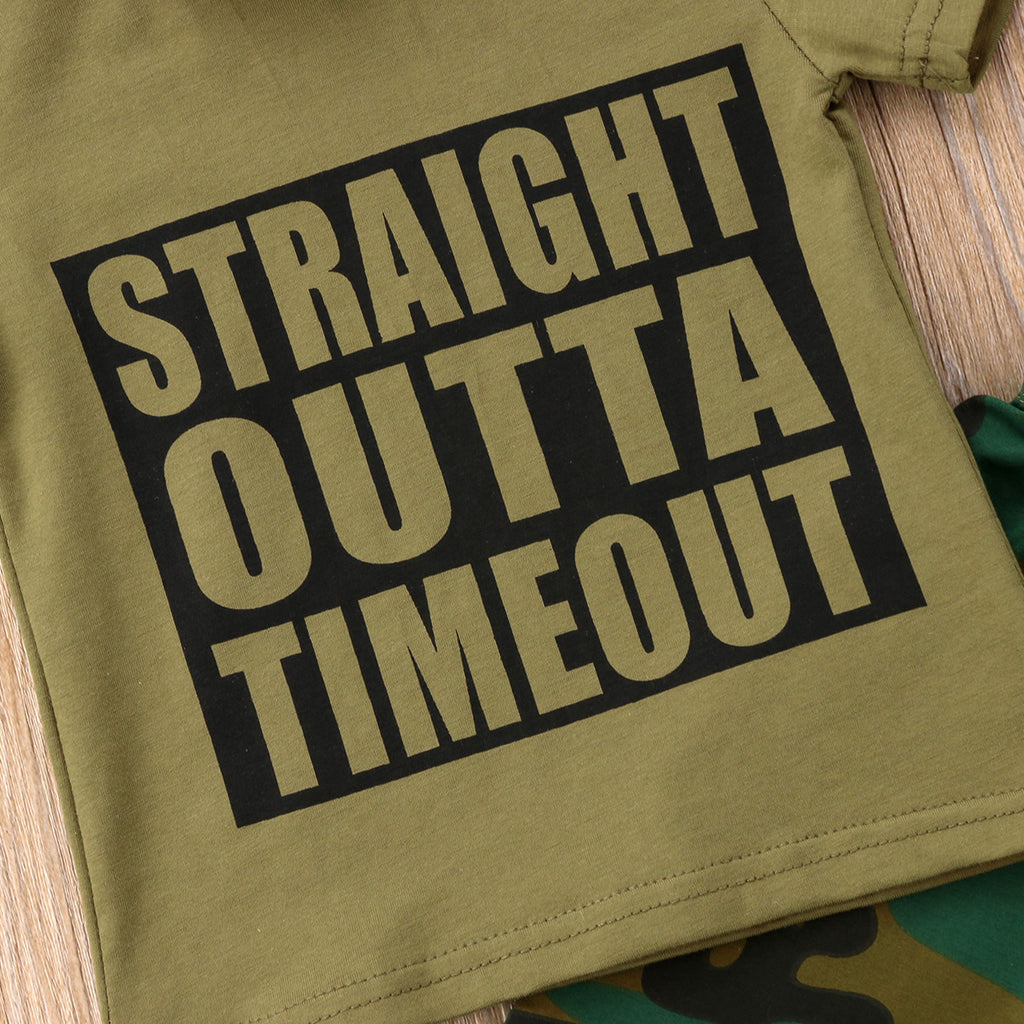 Straight Outta Timeout 2PC Set