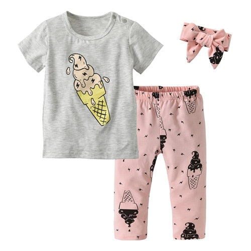 Icecream 3pc Set