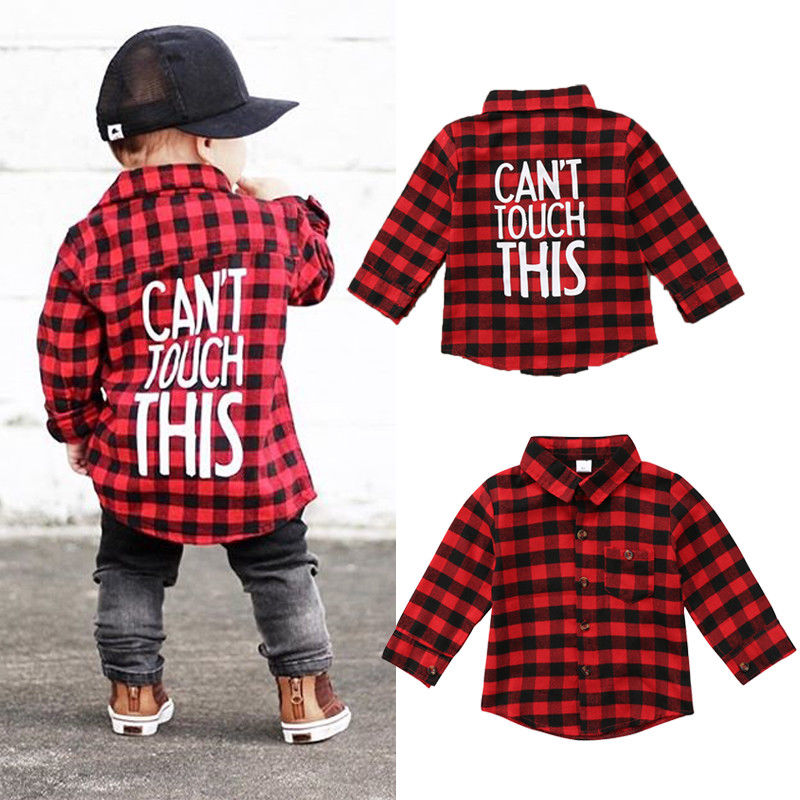 Can't Touch This Unisex Flannel Shirt