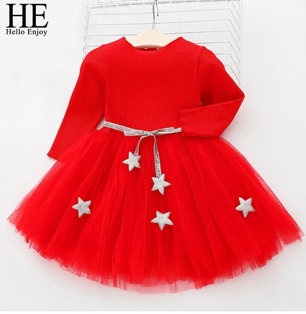Star Holiday Dress