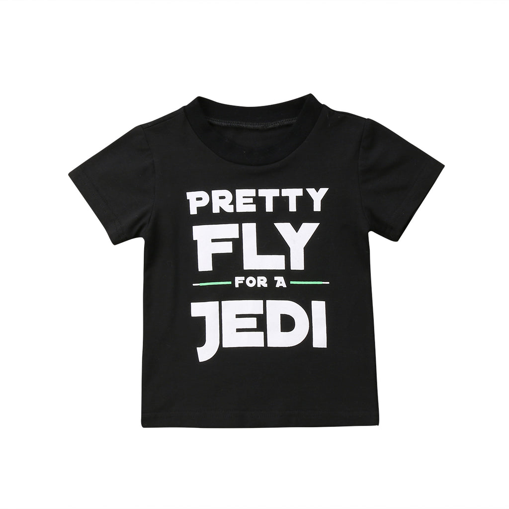 Pretty Fly For A Jedi T-Shirt