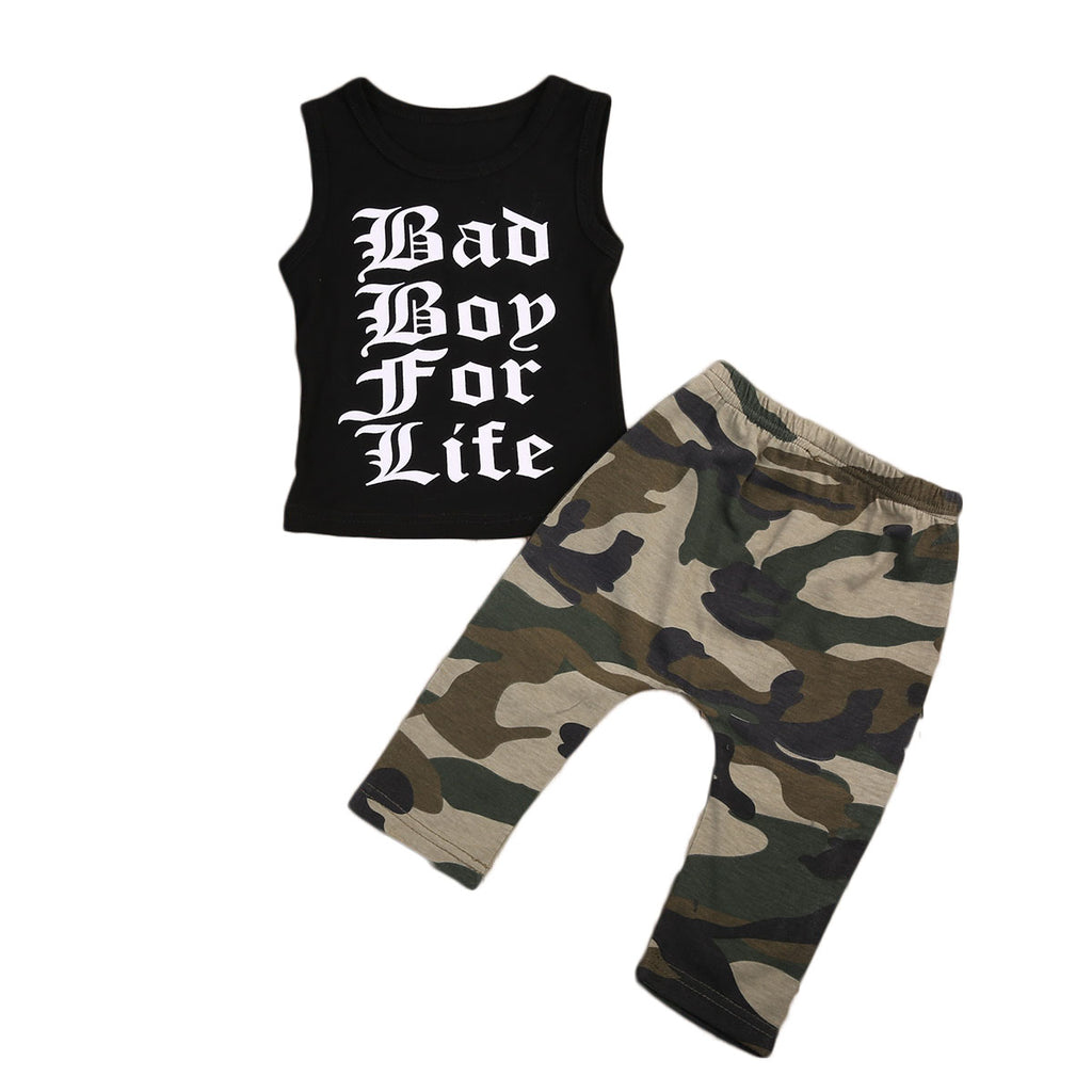Bad Boy For Life 2PC Set