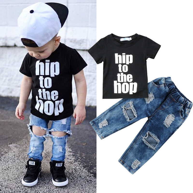 Hip To The Hop 2PC Set