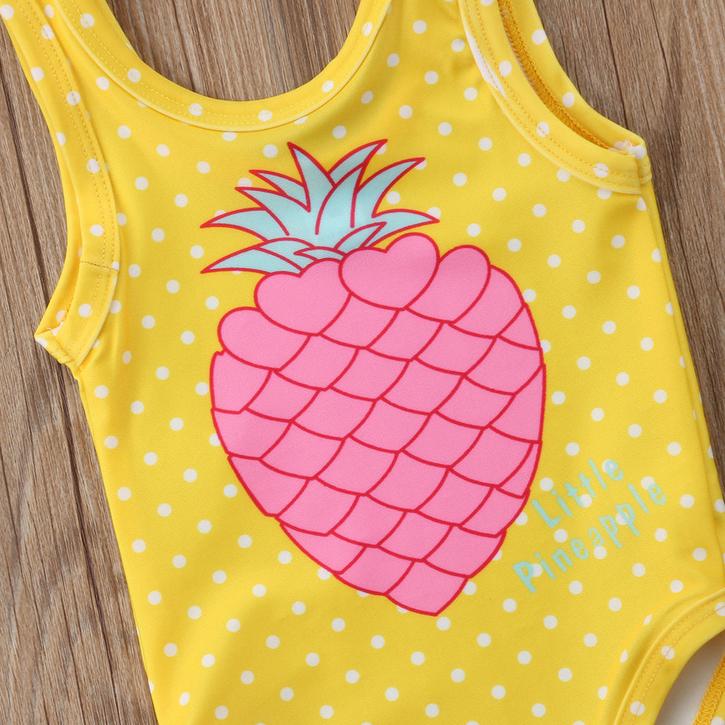 Tropical Fruit Swimsuit