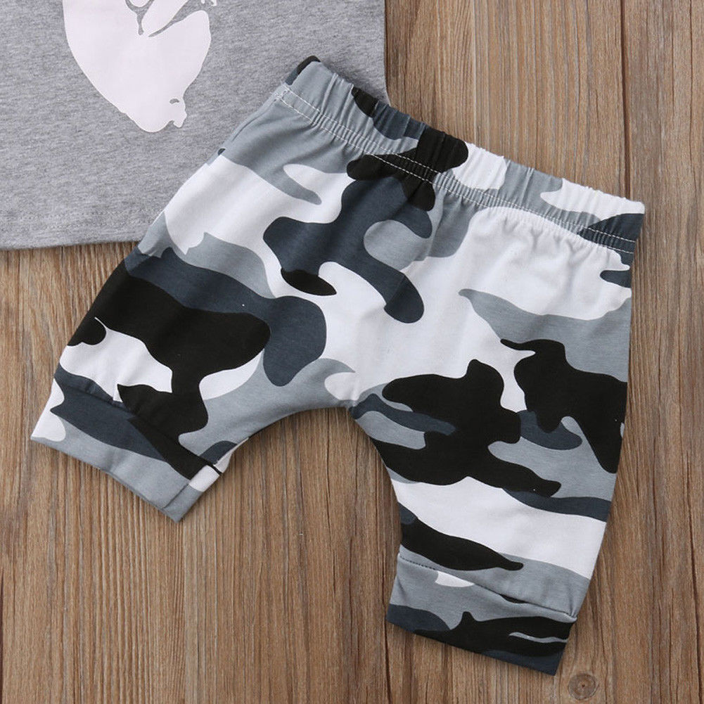 Camo Peace 2PC Set