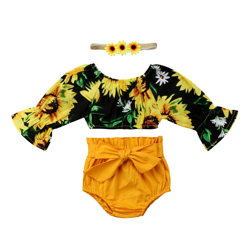 Sunflower Power Set