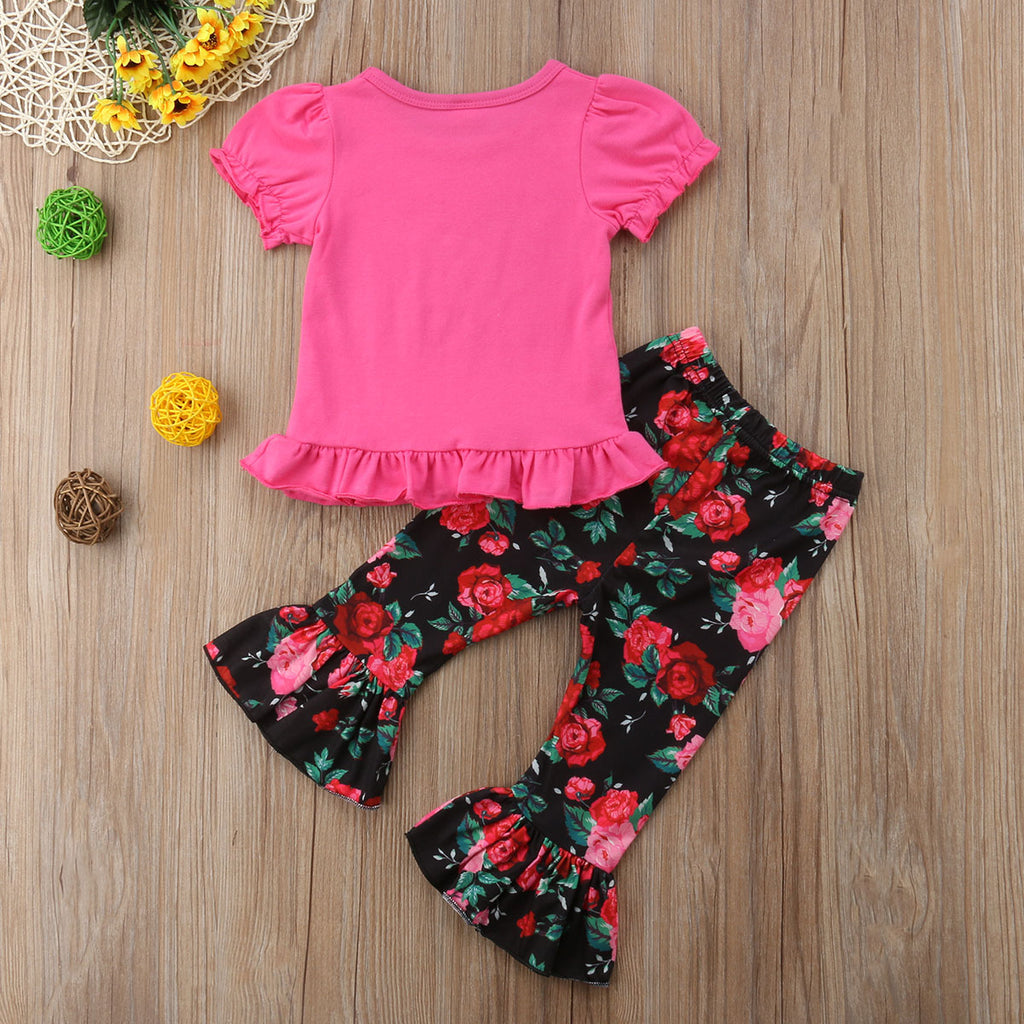 Sassy Pants 2PC Set