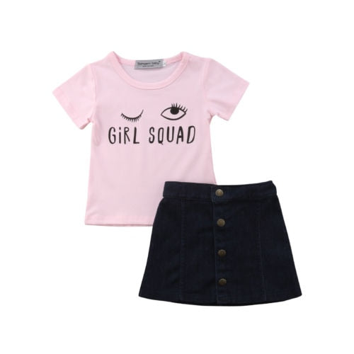 Girl Squad 2PC Set