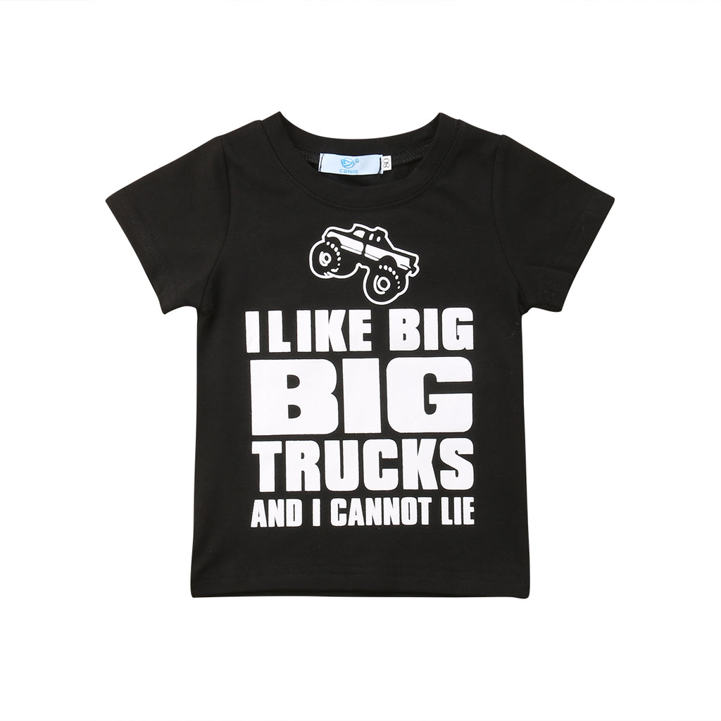 Big Trucks T-Shirt