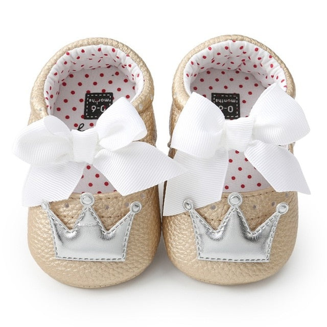 Princess Bow Shoes