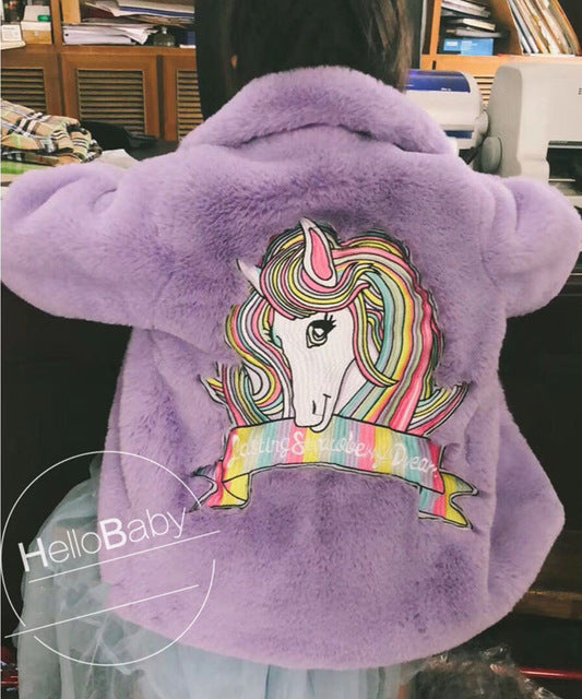Unicorn Magic Coat