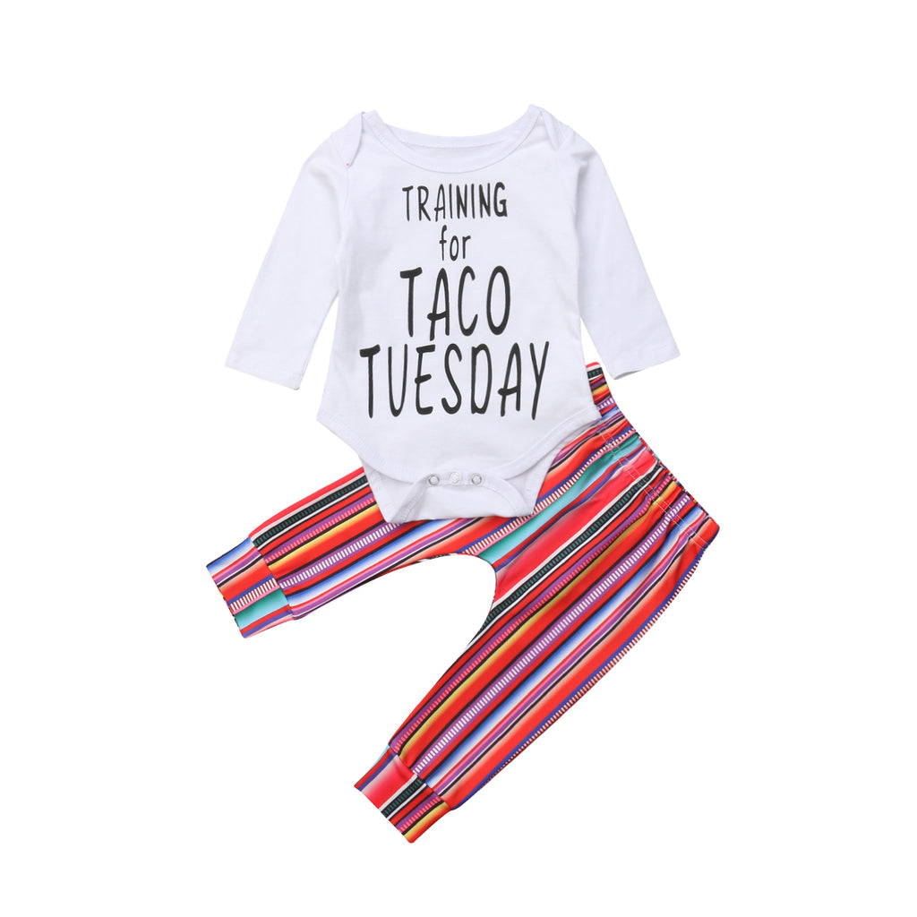Training for Taco Tuesday 2PC Set