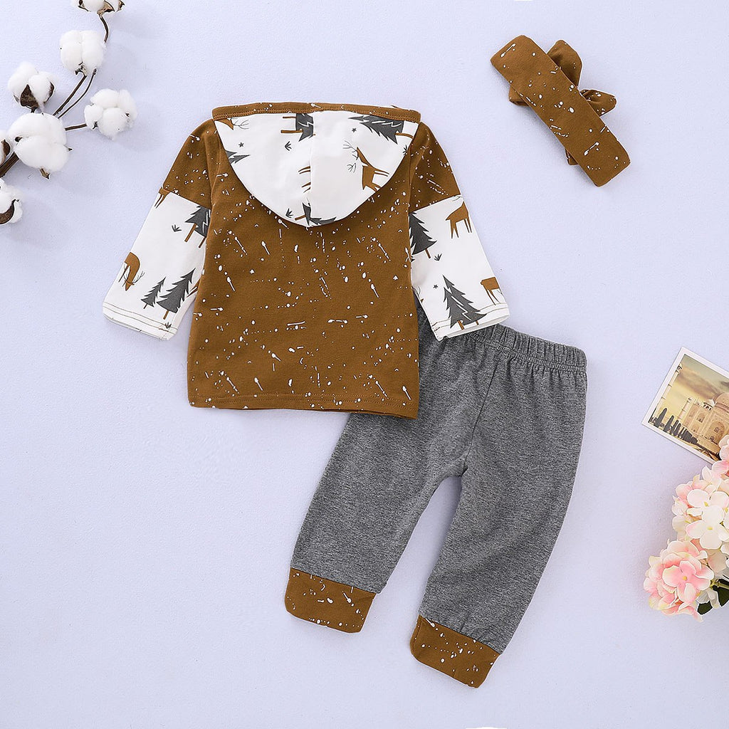 Woodland Chic 3PC Set