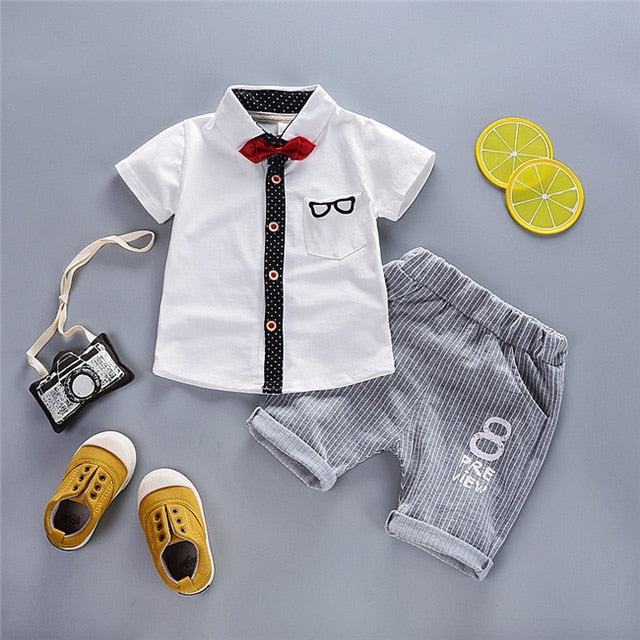 Baby / Toddler Bow Tie Outfit