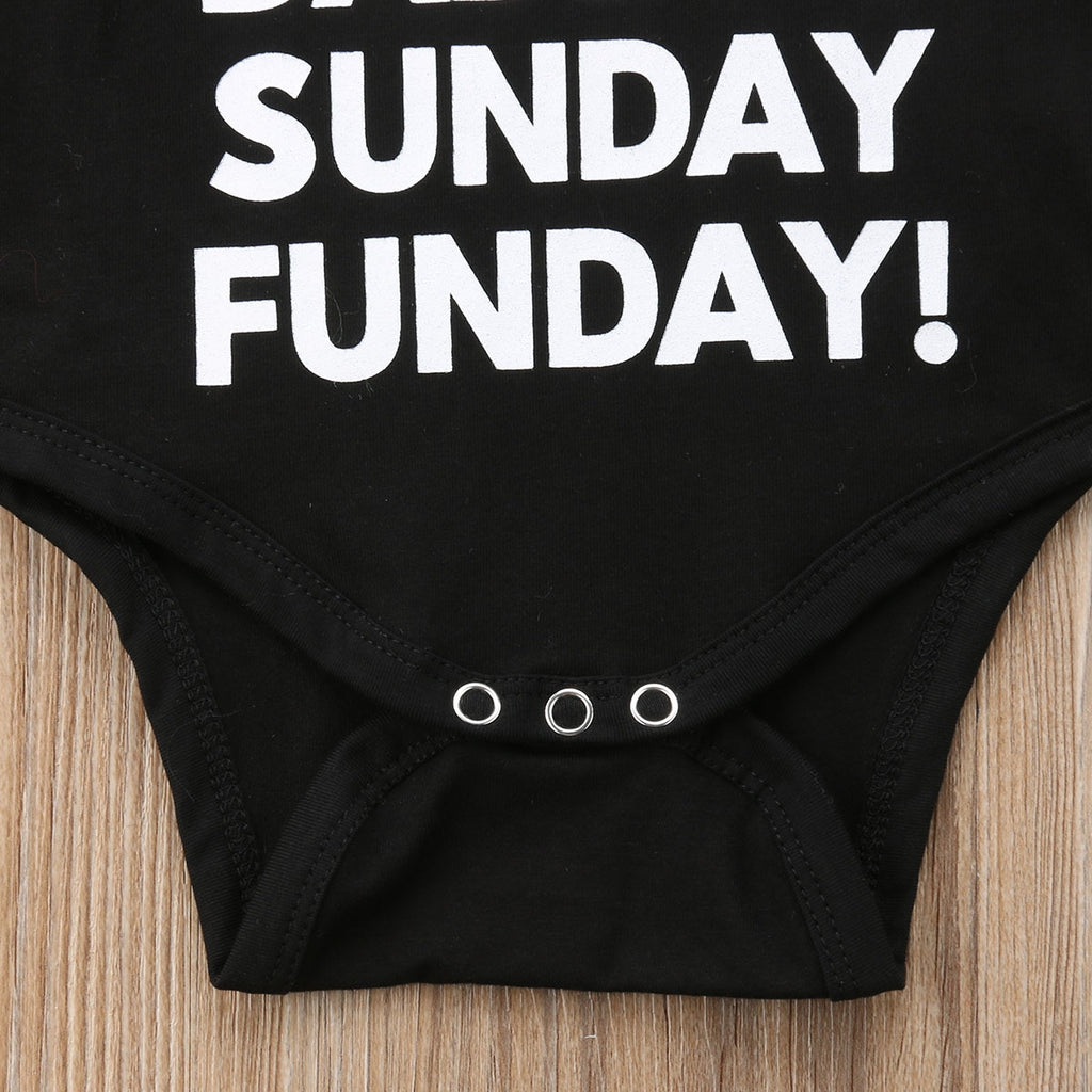 Sunday Funday Onesie