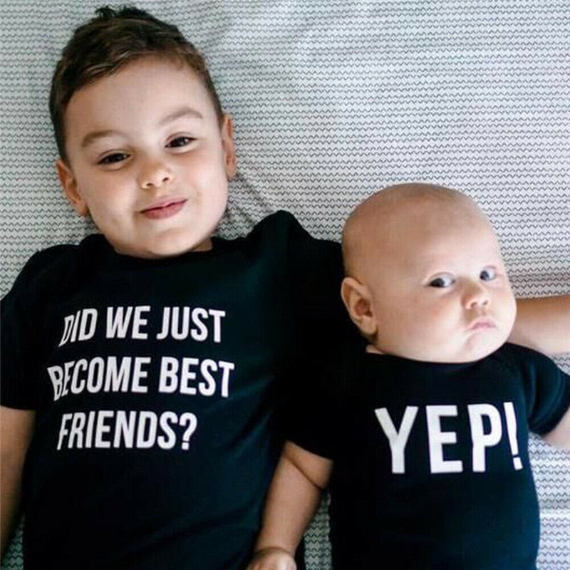 Best Friends Matching T-shirts