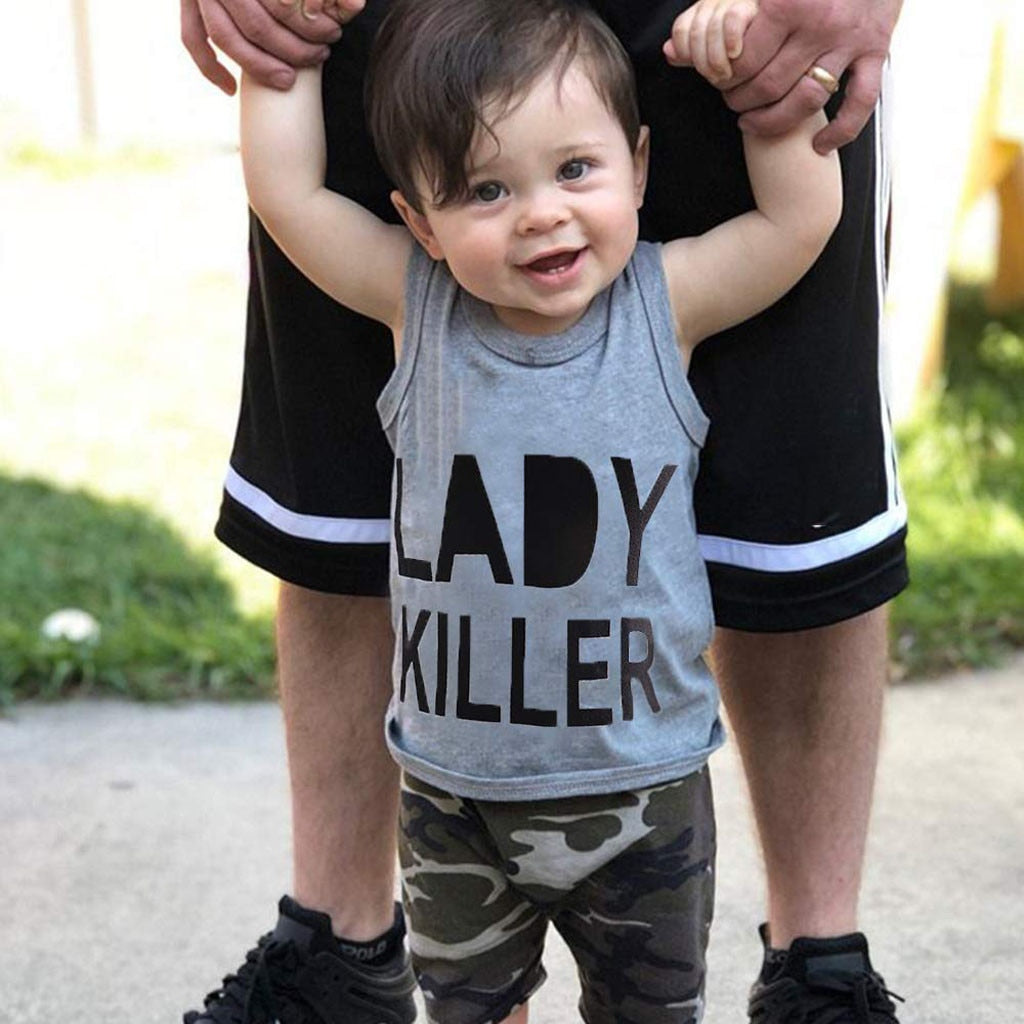Lady Killer Outfit