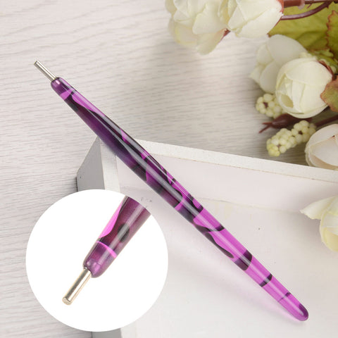 Magnet Pen Paint Pen for 3D Magnetic Cat Eyes UV Gel Manicure Nail Art Tool