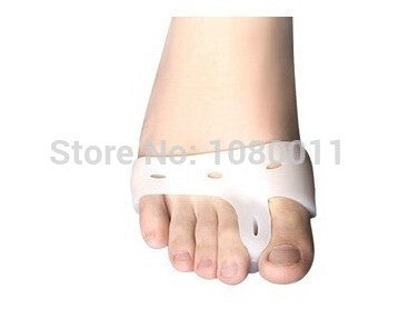 2PCS Orthotic Insole Foot Care Pedicure Hallux Valgus Bunion Toe Separator Corrector Bunion Orthotics Insoles Feet For Heels