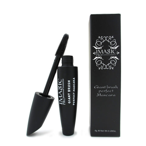 IMAGIC Brand Waterproof Fiber Mascara Makeup Lash Eyelashes Double Mascara Maquillage Curling Mascara