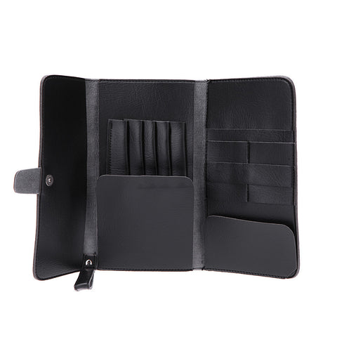 NEW Leather Hairdressing Tools Bags Hair Scissor Case Waist Pack  Pouch Holder Hair Styling Tools Accessories