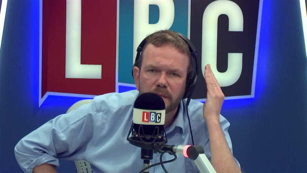 """Any argument against cycling is an argument in favour of pollution, obesity & early death,"" says #lbc's #mrjamesob"