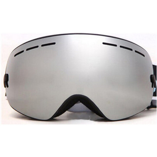 Benice Brand Ski Snowboard Goggles Double Lens Anti Fog UV Spherical
