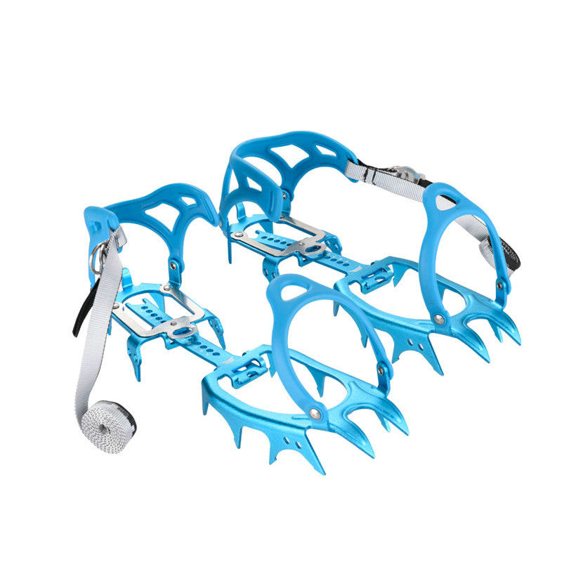 BRS Fourteen Teeth Crampons Snowfield Walking Crampon Aluminium