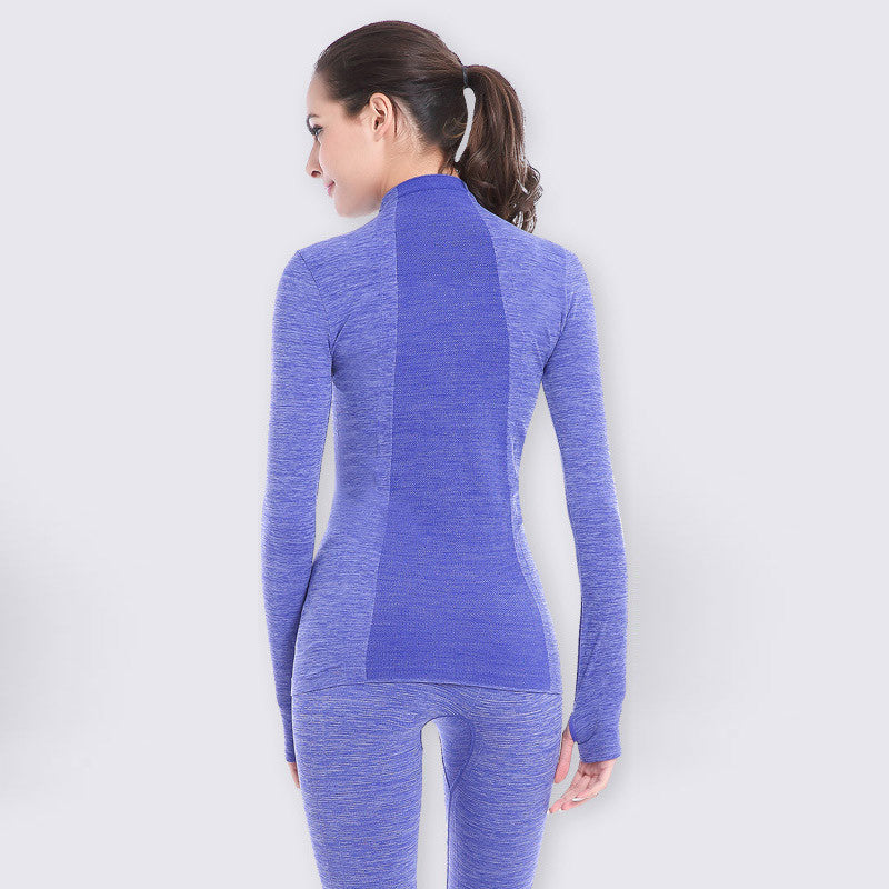 Binand New Women's Yoga Sets Fitness Sportswear Suits Long Sleeve Yoga