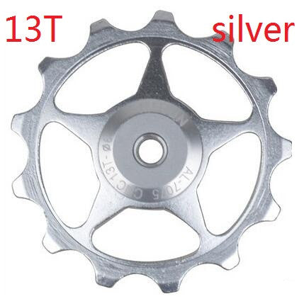 Bicycle rear derailleur pulley11 t/13t aluminum alloy bike rear Wheel