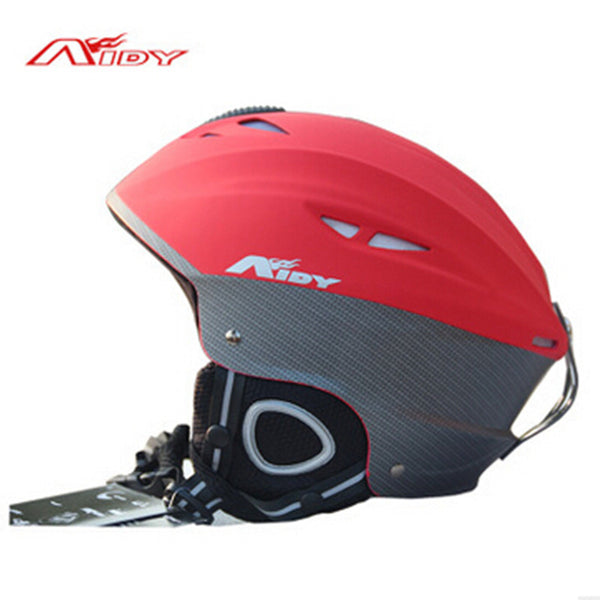 Brand Ski helmet Integrally-molded professional adjustable Snowboard