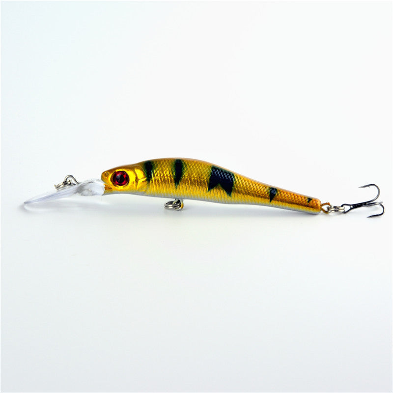 Brand Fishing Lure Hard Bait Tight Wobble Slow Floating Jerkbait
