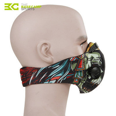 BASECAMP Anti-Pollution Cycling Mask Mouth-Muffle Dust Mask